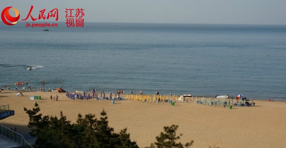4a级景区连云港连岛10月1日起试行游客免门票