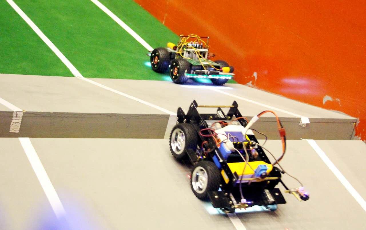 人工智能也要从娃娃抓起 华东区域少儿机器人大赛举办