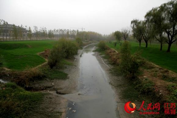 """徐州丁万河:从""""龙须沟""""到国家水利风景区"""
