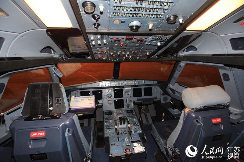 空客a320驾驶舱