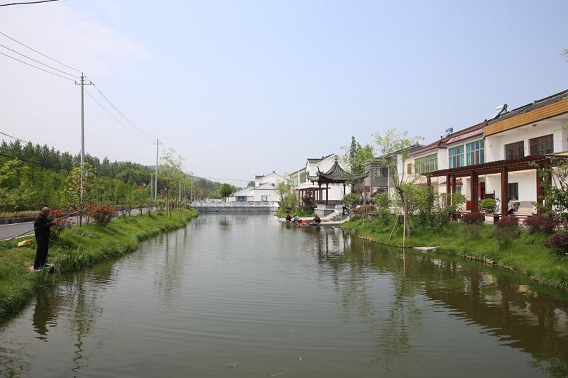 """江苏丹阳三村成""""美丽乡村"""""""