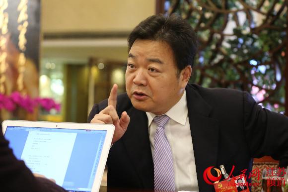 江苏海安县委书记陆卫东:聚力创新将成今后主攻目标