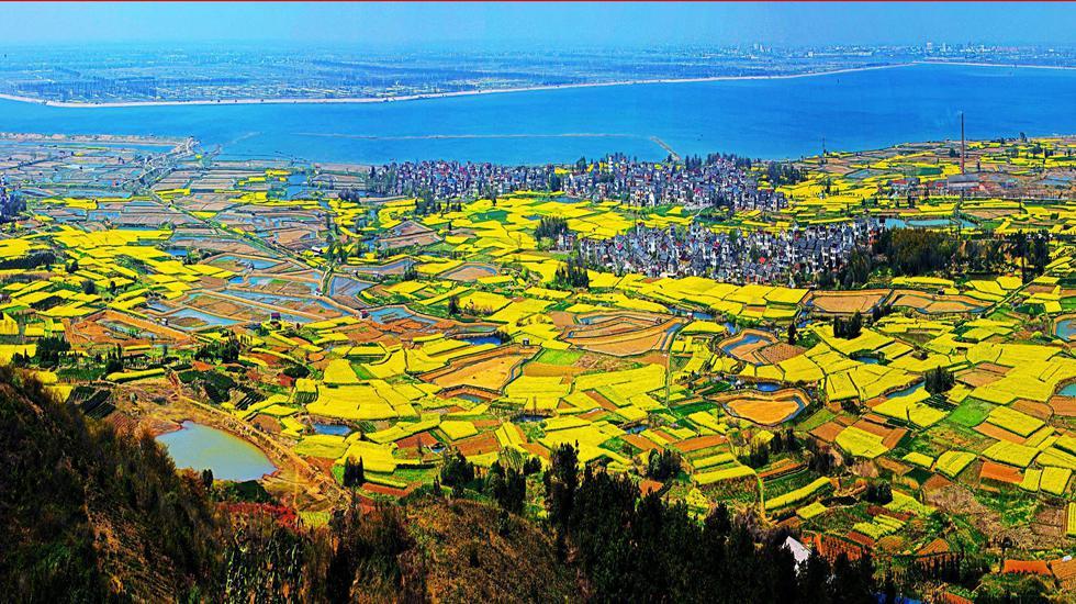 南京高淳固城湖畔好风光