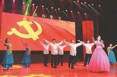 江苏各地开展形式多样活动共庆党的生日