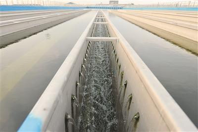 盐城盐龙湖水厂一期工程7月建成通水并网运行