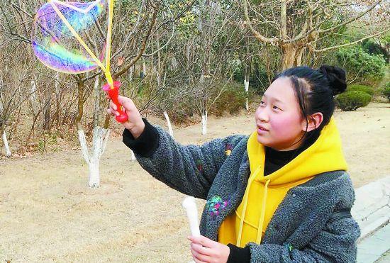 徐州沛县不少市民选择旅行过年 让节日更欢乐