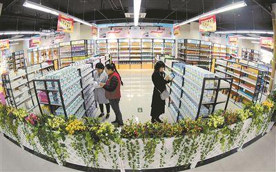 徐州鼓楼跨境电商产业园商品销往世界各地