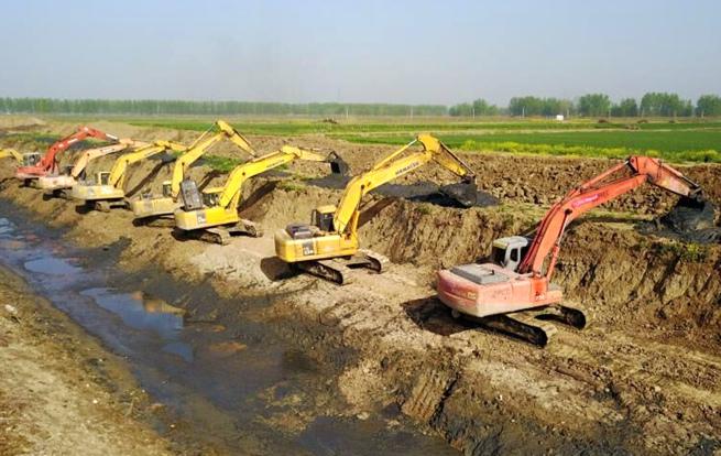 江苏泗洪:2.78亿元整治百河千渠打造绿水青山