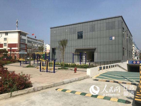 江苏常州金坛华胜社区 社区自治管理模式促建和谐大家园