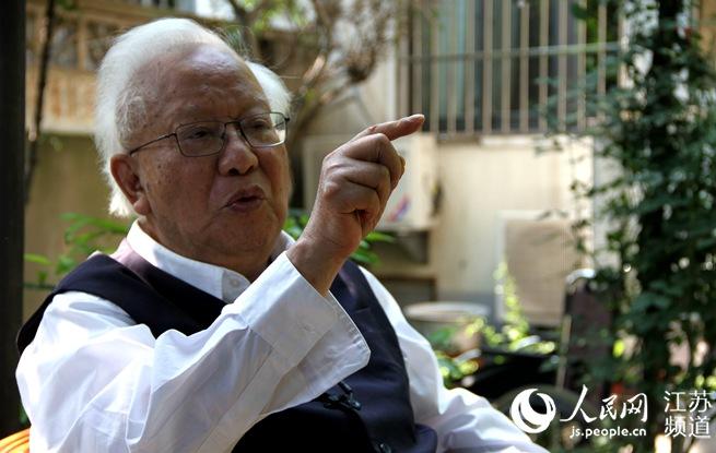 人民网专访胡福明:解放思想是改革开放的前提