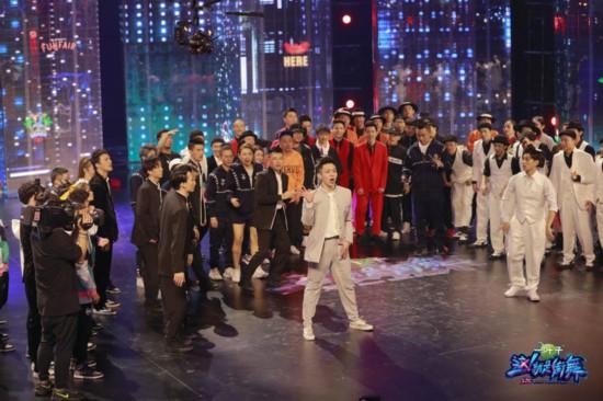 《这就是街舞》杨文昊:最大收获是认识黄子韬