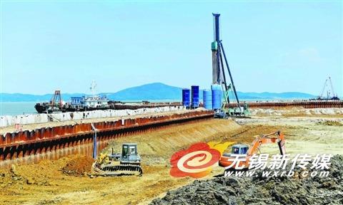 锡都建设网_苏锡常南部高速建设全速推进--江苏频道--人民网