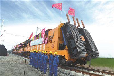 江苏召开交通强省推进会议 41个项目集中开工