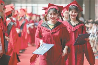 中国传媒大学南广学院举行2019