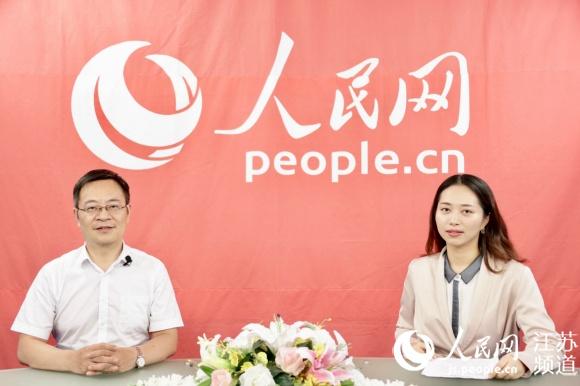 南京特殊教育师范学院党委书记俞锋:瞄准四大方向实施四大战略 努力成为特教领域的领