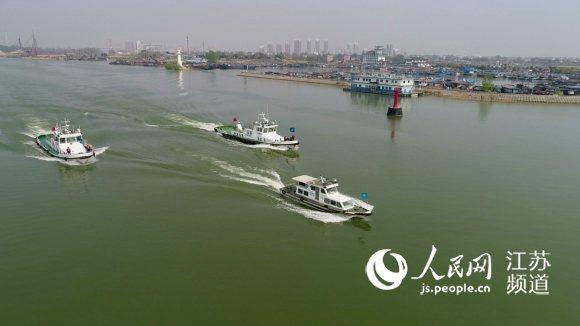 马浪岗海事所:洪泽湖上守护者船民们的定心丸