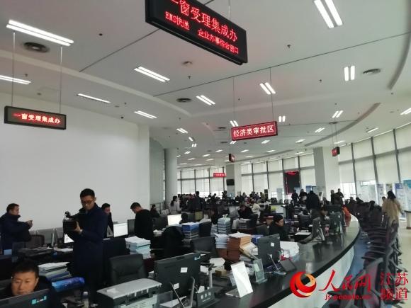 江苏沛县:企业事就是自己事亲商安商没有局外人 沛县求职网
