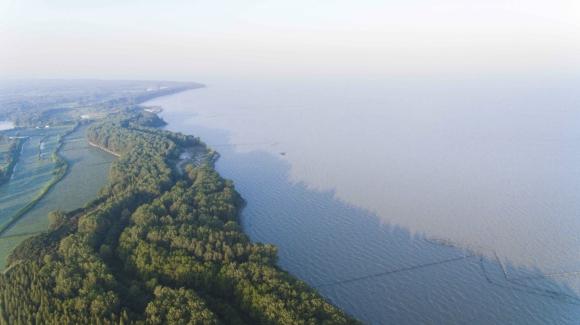 江苏:南水北调东线担当一泓清水