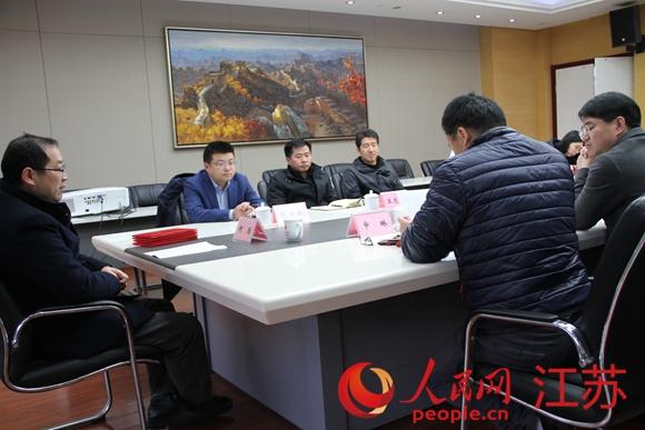 人民日報試點重建通訊員隊伍江蘇