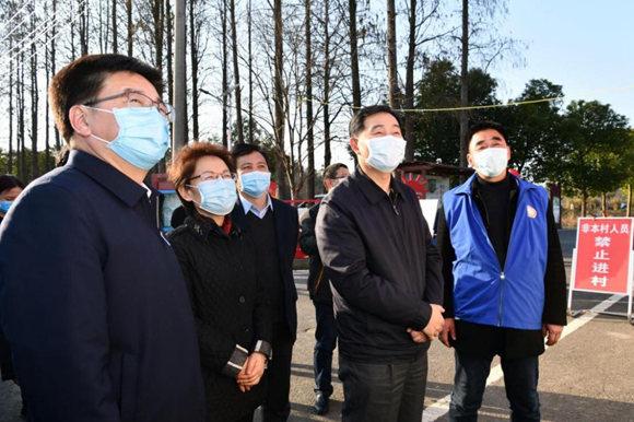 國務院指導組點贊南京溧水疫情防控工作