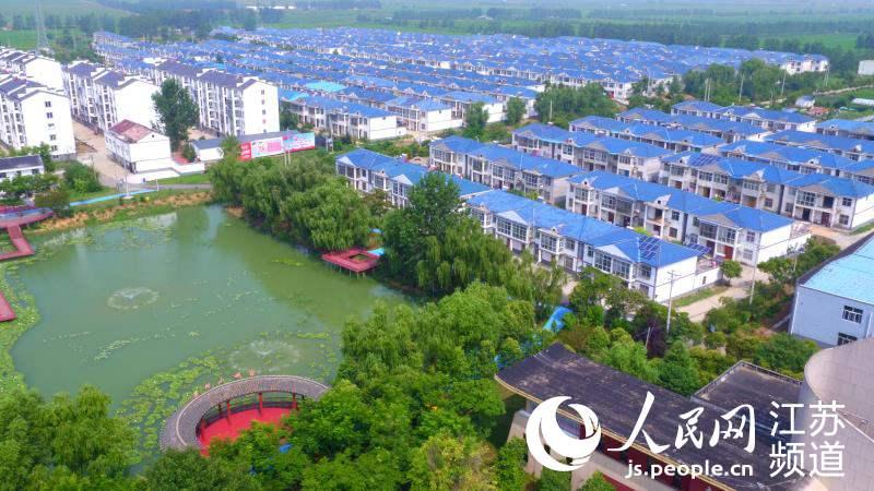 小康之路 泗洪县垫湖村:土地变奏曲产业富民路恩平黄金小镇