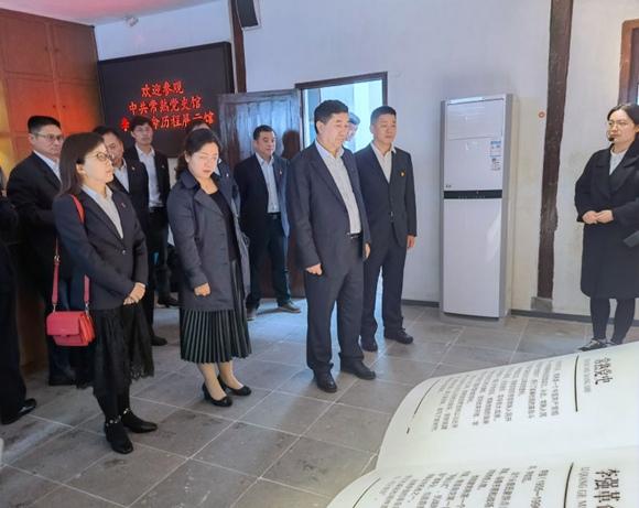 苏州烟草:学习党史悟初心砥砺奋进新征程吴藕汀