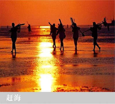 南通长沙港海上旅游公司主要业务是黄海风景旅游,地处南黄.
