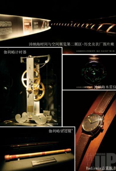 伽利略计时器与沛纳海木星仪彰显独特个性