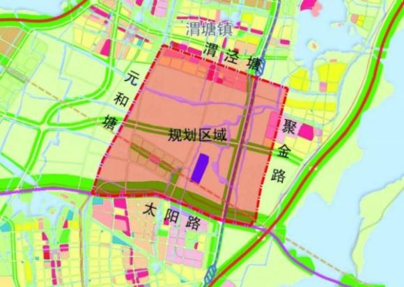 苏州城北要建高铁新城 概念规划全球征集