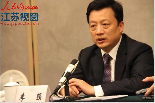 连云港市委书记李强:三年内建一座临海新城