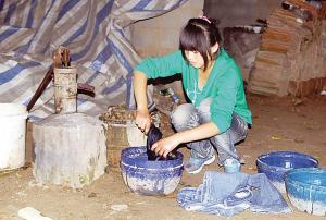 沛县徐州90后女士7岁卖馒头打零工开始养家腰花图片女孩纹身性感图片