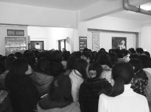 苏州科技教师火车经常坏学生试讲像挤浴室洗澡v科技学院初中面试英语图片