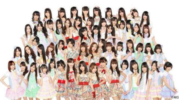 日本任命人气少女组合akb48为中日亲善大使