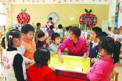 南京公办幼儿园今年原则上禁止办托班