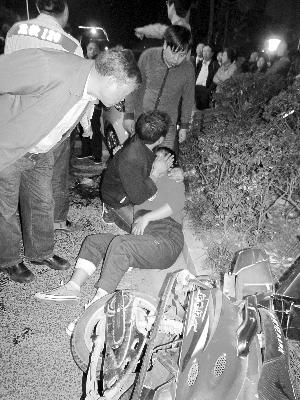 南京一孕妇开车撞倒另一孕妇 胎儿均无大碍