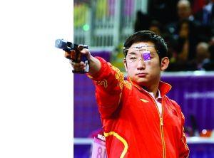 无锡籍选手丁峰射落男子25米手枪速射铜牌