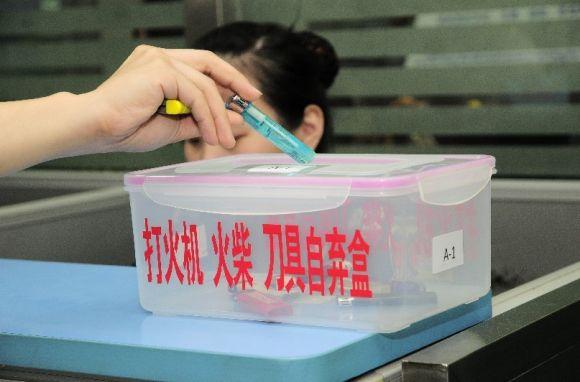 南京禄口机场安检升级 开包检查率增三成
