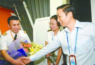 盐城至曼谷往返包机26日首航 单程4个多小时