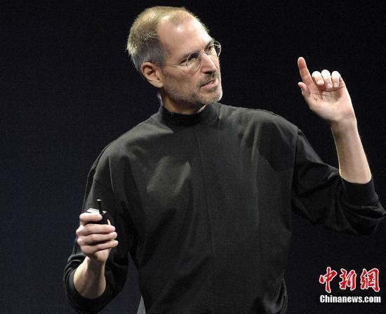 乔布斯逝世时间_据外媒报道,10月5日是苹果之父乔布斯逝世一周年,位于美国 ...