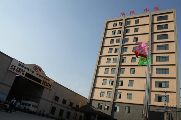 扬中居民点楼房内部结构