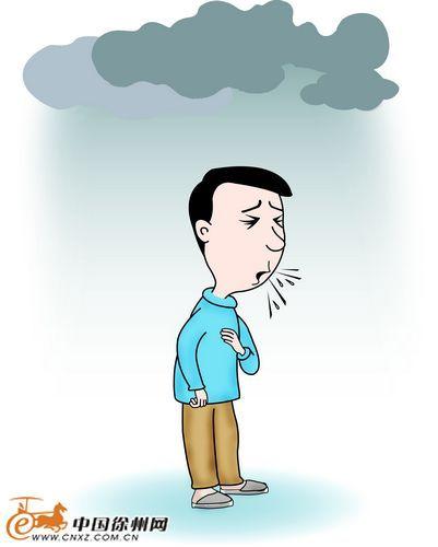 雾霾天洗鼻子的正确方法图解