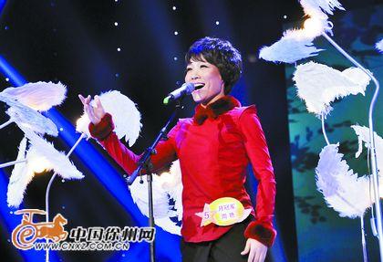 徐州周艳获《星光大道》2012年度总决赛季军