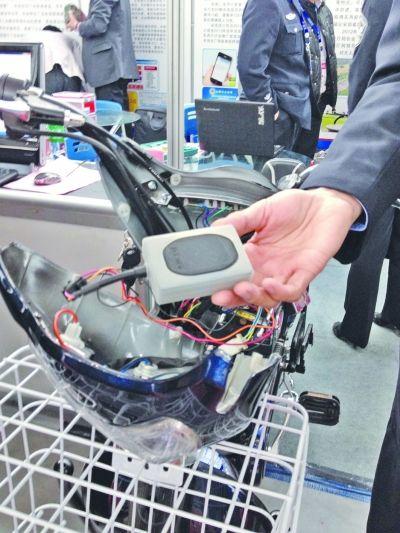南京公共安全防范产品展:电动车定位器亮相与美食桃花图片