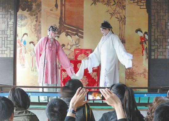 苏州留园吴文化特色游开幕 将持续6个多月