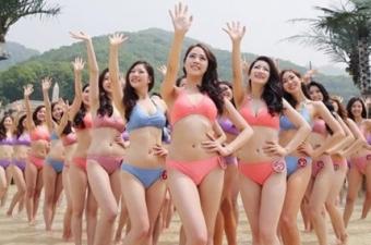 21岁美女夺韩国小姐后冠
