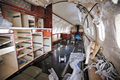 2亿私人飞机被曝济南维修