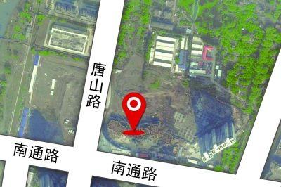 离奇! 南京一工地钢管弹起击中工人下颚百度推广代理加盟致死