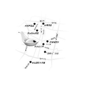 """南京元宵地图出炉 """"吃货""""可""""按图索骥"""""""