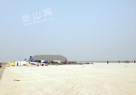 2014-03-18 15:47 连云港新机场力争2015年开工 总投资32亿 2014-03