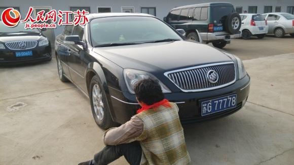 未帮领导说话 记者采访连云港浦南镇遭殴打